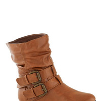 Spruce Up Your Style Boot in Caramel