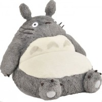 Studio Ghibli My neighbour Totoro Single Plush Chair Ensky - Estatic Arts