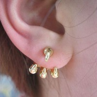 Eagle's Claw Wrapping Ear Cuffs | LilyFair Jewelry