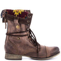 Steve Madden - Chevie - Brown Multi