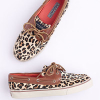 Sperry Bahama Leopard