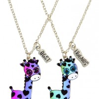 Bff Giraffe Necklaces | Girls Jewelry Accessories | Shop Justice