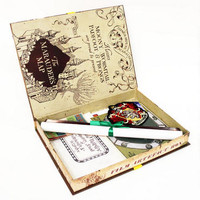Harry Potter and the Deathly Hallows: Ron Weasely Artefact Box |