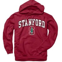Stanford Cardinal Cardinal Perennial Ii Hooded Sweatshirt:Amazon:Sports & Outdoors