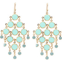 Kate Spade New York Sparkle Dunes Chandelier Earrings