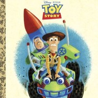 Toy Story (Disney/Pixar Toy Story) (Little Golden Book):Amazon:Books