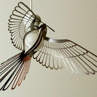 Bird Light (Steel)