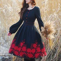 Charming dress by xiaolizi on Etsy