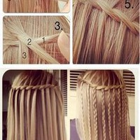 Hairstyle for long hair - LikeaLady.net - inspiring picture on Favim.com