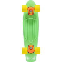 Penny Skateboards Green & Orange Cruiser Complete Skateboard at Zumiez : PDP