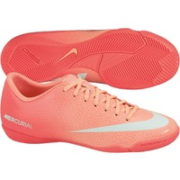 Nike Women's Mercurial Victory IV IC Soccer Shoe - Pink | DICK'S Sporting Goods