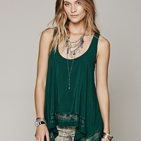 Free People Outlined High Low Cami