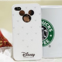 Disney Mickey Mouse Protective Case for iPhone 4/4S:Amazon:Cell Phones & Accessories