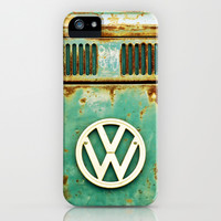 VW Retro iPhone & iPod Case by Alice Gosling