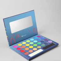 Urban Outfitters - bh Cosmetics Take Brazil Eye Shadow Palette