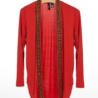 BKE Boutique Embellished Cardigan - Women's Shirts/Tops | Buckle