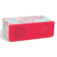 Lilly Pulitzer® 'Let's Cha Cha' Wireless Bluetooth® Speaker | Nordstrom