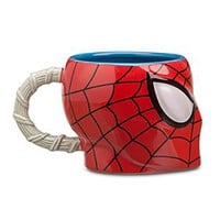 Sculptured Spider-Man Mug | Disney Store