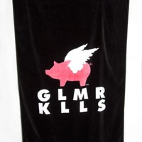 Glamour Kills Clothing - GLMR KLLS Logo Towel