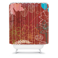 DENY Designs Home Accessories | Geronimo Studio Fall 2 Shower Curtain
