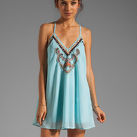 6 SHORE ROAD On the Rocks Dress in Caribbean from REVOLVEclothing.com
