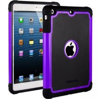 HHI Aero Armor Case for iPad mini - Purple (Package include a HandHelditems Sketch Stylus Pen):Amazon:Computers & Accessories