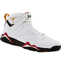 Air Jordan 7 VII Retro - Cardinal (white / bronze / cardinal red / black) Shoes 304772-106 | PickYourShoes.com