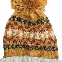 KROCHET KIDS THE BECKS POM POM WINTER HAT | Swell.com