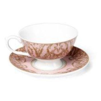 Regency Cup and Saucer - Pink - Regency Inspired Range - 6.99 - The Contemporary Home Online Shop