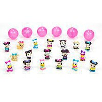 Squinkies Minnie Mouse Suprise Inside Disney 18 Pack - All New Exclusive Characters