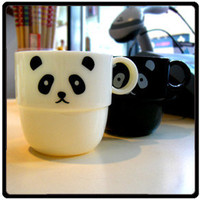 Panda Stacking Cups