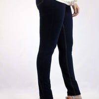 The Skinnies Dark Denim Small-XL