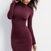 Jersey Turtleneck Dress - Victoria's Secret