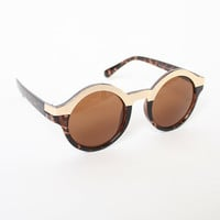 Deadstock Sunglasses - Mirage (Brown)