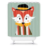 DENY Designs Home Accessories | Juliana Curi Fox Kids Shower Curtain