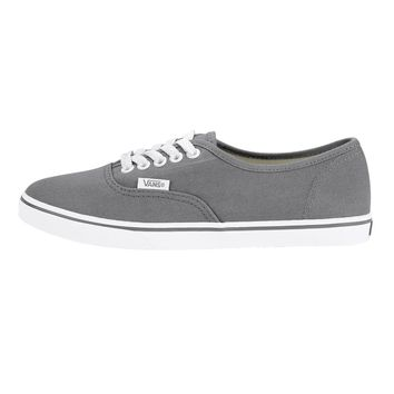 Vans Authentic Lo Pro Skate Shoe in Grey | Shi by Journeys