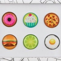 Bubble Buttons Home Button Sticker Yummy Pack:Amazon:Cell Phones & Accessories