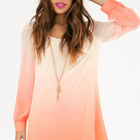 Ombrella Shift Dress $37