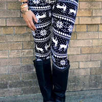 Sleigh Bells Leggings
