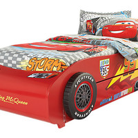 Disney Cars Lightning McQueen 5 Pc Twin Bed