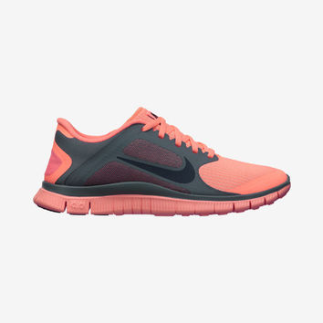 Check it out. I found this Nike Free 4.0 Women's Running Shoe at Nike online.