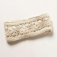 Anthropologie - Hand-Crocheted Earband