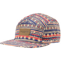 Obey Marrakesh Tan 5 Panel Hat at Zumiez : PDP