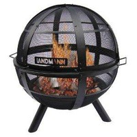 Amazon.com: Landmann USA 28925 Ball of Fire Outdoor Fireplace: Patio, Lawn & Garden