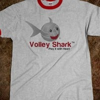 Volley Shark volleyball #1 Play it with Heart