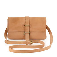 Simpatico Mini Crossbody Bag, Nude
