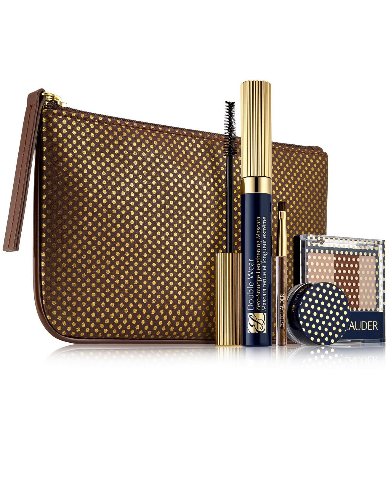 Estée Lauder Delectable Eyes - Smoldering Chocolates Value Set - GIFTS & VALUE SETS - Beauty - Macy's