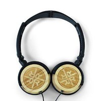 DJ Bamboo Headphones ? Buy Wooden Earphones | Reveal Shop