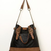 Free People Womens Parker Tote - B