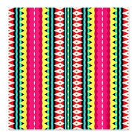 Mix #302, Aztec Shower Curtain> Shower Curtains> Ornaart